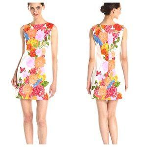 Plenty by Tracy Reese Jane Floral Print Dress